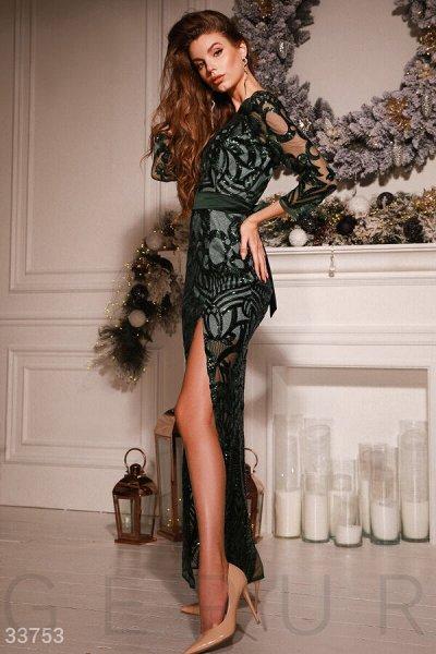 GEPUR женская одежда 🌺 весна-лето 2021  — вечерние наряды — Вечерние платья