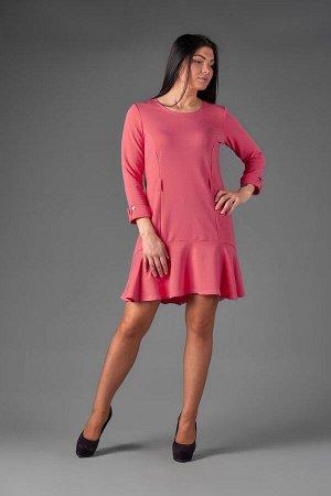Платье Saundra Цвет: Коралловый (54). Производитель: Heжeнкa