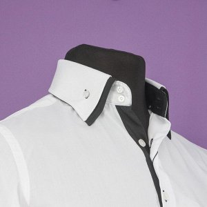 Мужская сорочка с коротким рукавом Tunica Benefit