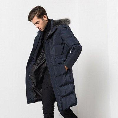 114 Весенний ценопад. Одежда. Аксессуары — Зимние мужские куртки и пуховики! — Пуховики