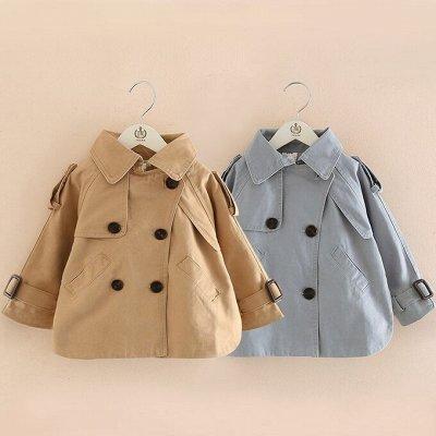 BabyKids-11 Одежда для детей — Девочкам верхняя одежда