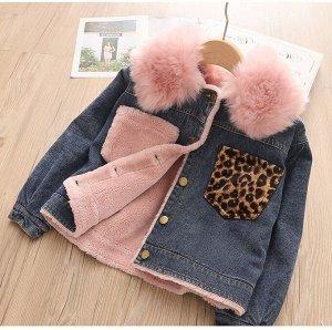 Джинсовая куртка BabyKids Element 9955
