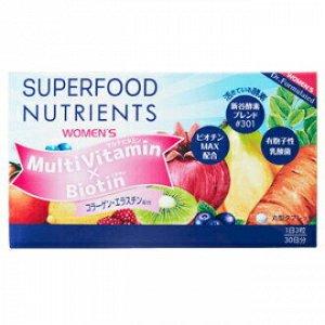 Для женщин SUPERFOOD NUTRIENTS WOMEN 'S- поливитамины и мультивитамины