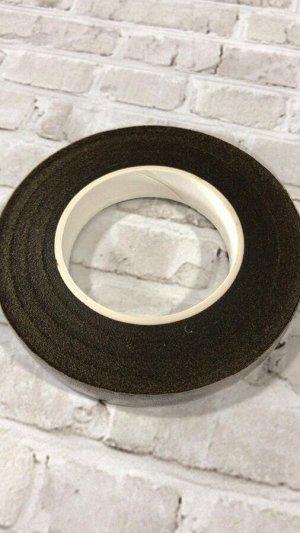 Тейп лента, 1,2 см, цвет коричневый