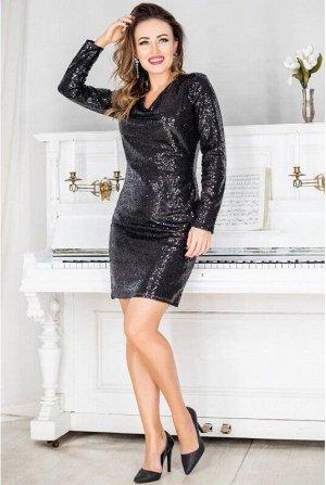 Вечернее платье 60-64 размер
