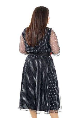 Платье-4439
