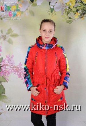 3950Б Пальто на синтепоне