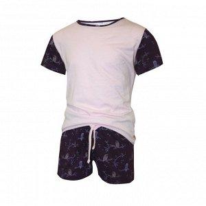Пижама для девочек арт 11175