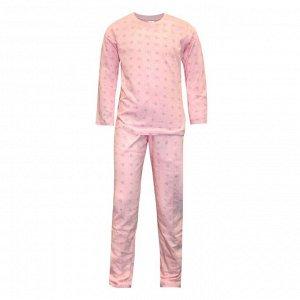 Пижама для девочек арт 11177-1