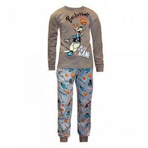 Пижама для мальчиков арт 50056