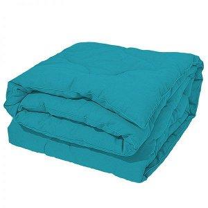 Одеяло Wow 170х205 миткаль (хлопок 100%) 86301-8 морская волна