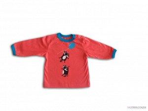 Рубашечка Кулирка 100% хлопоккулирная гладь, 100 % х/б