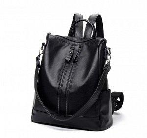 Рюкзак Материал: кожа PU. Размер 28*15*26см.