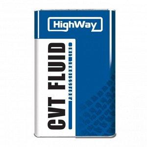High Way  т/м CVT Fluid 4л Масло трансмиссионное