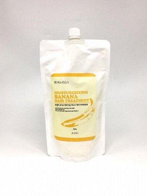 Маска для волос с экстрактом банана