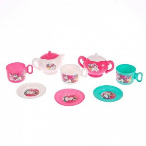Набор посуды «Радужное чаепитие»