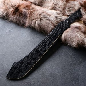 """Сувенирное деревянное оружие """"Мачете"""", 65 см, массив ясеня"""