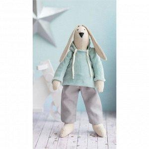 Мягкая игрушка «Домашний зайка Банни», набор для шитья, 18 ? 22 ? 3.6 см