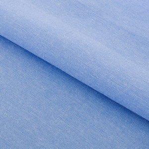 Ткань для пэчворка мягкая джинса светло?голубая, 50 х 50 см