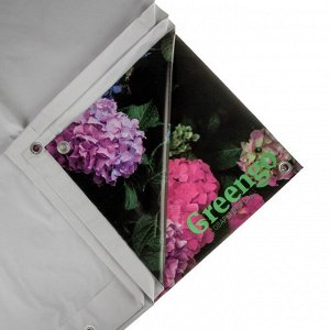 Фотобаннер, 300 ? 160 см, с фотопечатью, люверсы шаг 1 м, «Цветы»