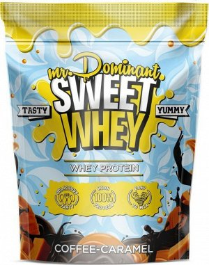Mr. Dominant Sweet Whey (900 гр.)