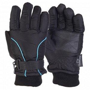 Перчатки Теплые зимние детские перчатки на тинсулейте – регулировка запястья, усиленная ладонь №221