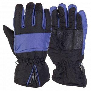 Перчатки Теплые зимние перчатки на молнии – комби-технологии защитного и утепляющего слоя №300