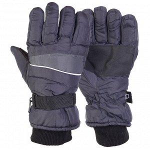 Дутые зимние перчатки – город, лыжи, сноуборд, зимний экстрим №299
