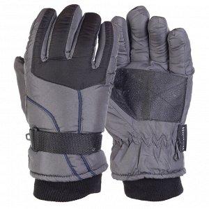 Мужские горнолыжные перчатки Thinsulate – сухие, теплые руки даже в сырую погоду №321