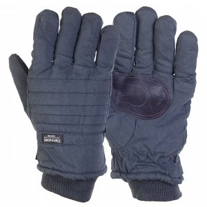 Перчатки Мужские теплые перчатки на тинсулейте – комфорт + подвижность кисти №352