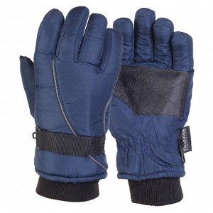 Дутые мужские перчатки Thinsulate – выносливая модель с подгонкой по руке №364