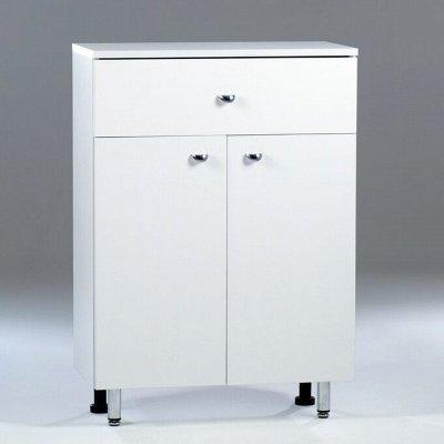 Красивая и удобная ванная: Мебель, смесители, аксессуары — Комоды для ванной комнаты