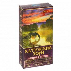 """Бальзам безалкогольный """"Катунские зори"""" защита почек, 250 мл"""