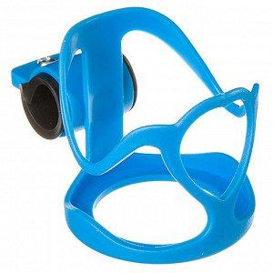 Флягодержатель  STG CSC-032S детский, цвет синий