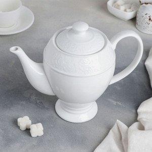 Чайник заварочный «Роза алба», 800 мл