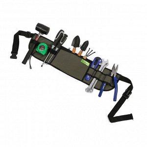 Поясная сумка для садового инструмента, 8 карманов