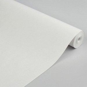 Бумага упаковочная крафт белый. 0,5 х 50 м