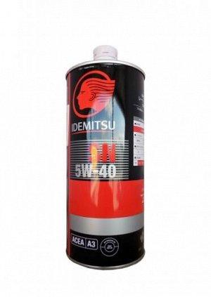 Масло моторное IDEMITSU ZEPRO RACING SN 5w40 1л (Синтетическое)