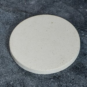 Камень для выпечки круглый (подходит для тандыра), 21х2 см