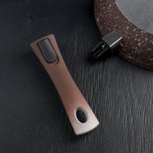 Сковорода Elite Stone, d=22 см, антипригарное покрытие, съёмная ручка