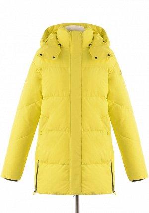 Зимняя удлиненная куртка WHS-59346