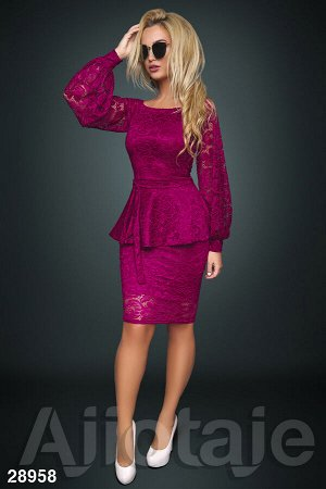 Платье - 28958