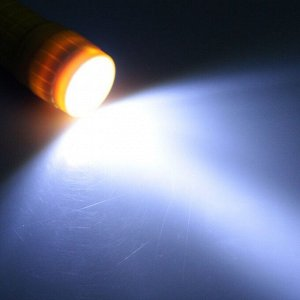 "Фонарь ручной ""Помощник"", 9 LED, 3 ААА, 3х10 см, микс"
