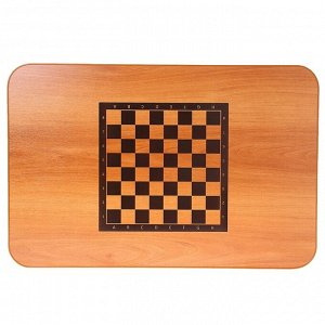 Стол туристический, игровой, «Шахматы» ТСТИ, 75 х 50 х 50 / 62 см