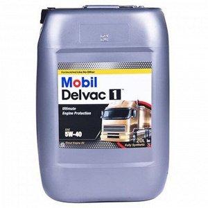 MOBIL 20л Delvac 1 5w40 Финляндия