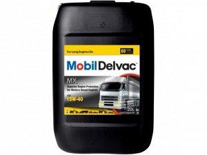 Масло моторное MOBIL  Delvac MX  15w40 20л Финляндия
