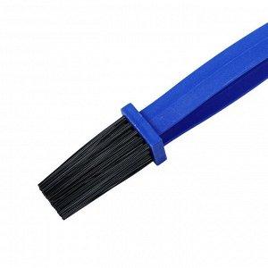 Щетка для чистки цепи, 25 см
