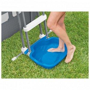 Ванночка для ног, 56 х 46 х 9 см, 29080 INTEX