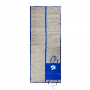 Термосумка пляжная с циновкой «Лето», 10 л