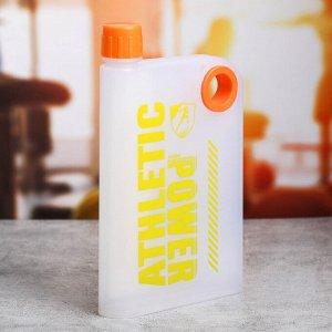 """Бутылка для воды """"Athletic power"""", 350 мл"""